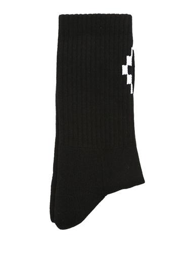 Marcelo Burlon Çorap Siyah